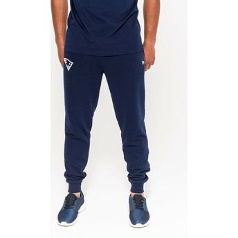 New Era New England Patriots NFL Blue Long Track Pant