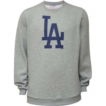 New Era Los Angeles Dodgers MLB Grey Crew Neck Sweatshirt