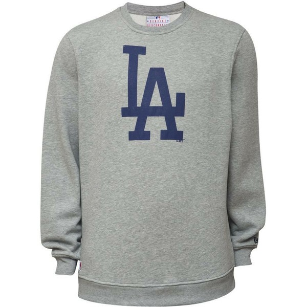 new-era-los-angeles-dodgers-mlb-grey-crew-neck-sweatshirt