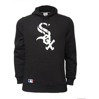 New Era Chicago White Sox MLB Black Pullover Hoodie Sweatshirt