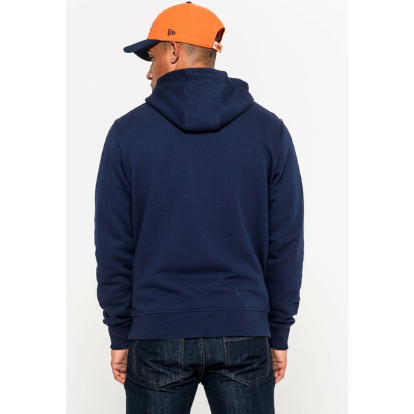 huge selection of 94367 ce8fa New Era Denver Broncos NFL Blue Pullover Hoodie Sweatshirt