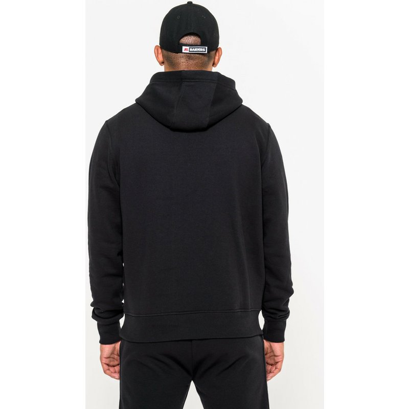 Wholesale New Era Oakland Raiders NFL Black Pullover Hoodie Sweatshirt: Shop  supplier