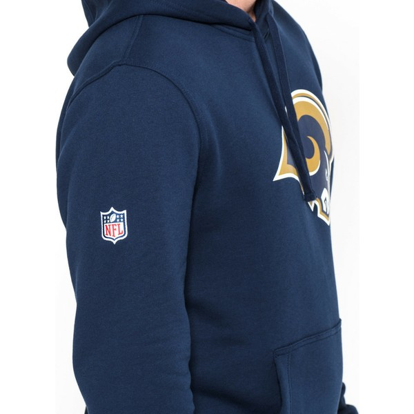 new-era-los-angeles-rams-nfl-blue-pullover-hoodie-sweatshirt