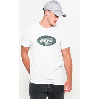 New Era New York Jets NFL White T-Shirt