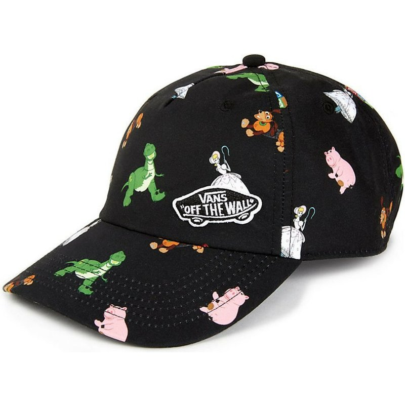 vans-curved-brim-toy-story-characters-black-cap