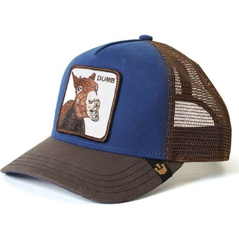 Goorin Bros. Donkey Dumbass Blue Trucker Hat