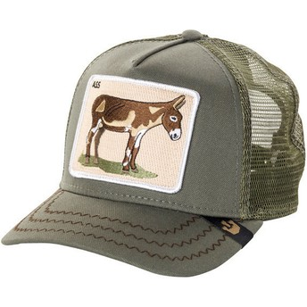 Goorin Bros. Donkey Ass Green Trucker Hat
