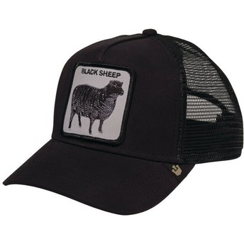Goorin Bros. Sheep Naughty Lamb Black Trucker Hat