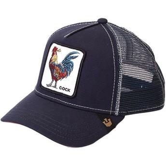 Goorin Bros. Rooster Navy Blue Trucker Hat