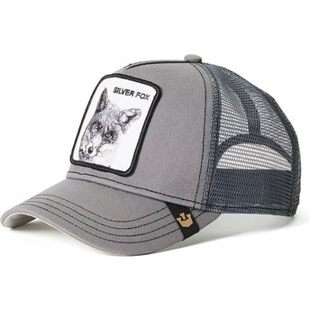 7aaf9d3def34f Goorin Bros. Otter Stone Grey Trucker Hat  Shop Online at Caphunters