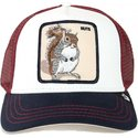 goorin-bros-squirrel-bonkers-white-and-red-trucker-hat
