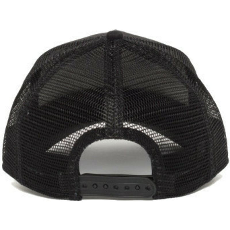 9150374d108 Goorin Bros. Black Bear Black Trucker Hat  Shop Online at Caphunters