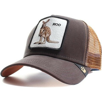 Goorin Bros. Kangaroo Roo Brown Trucker Hat
