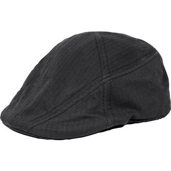 Goorin Bros. Burbank Black Flat Cap
