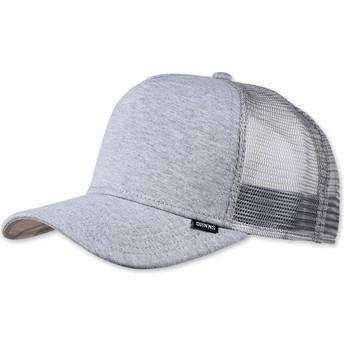 Djinns Jersey Aloha Grey Trucker Hat