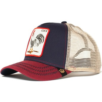 Goorin Bros. All American Rooster Navy Blue Trucker Hat