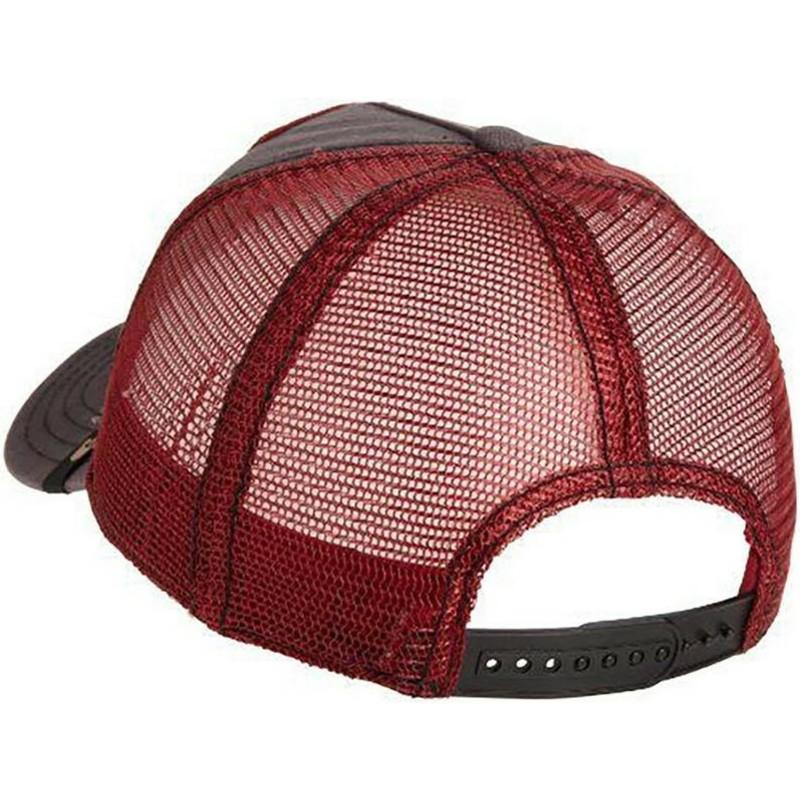 9cf94358 Goorin Bros. Deer Fever Brown Trucker Hat: Shop Online at Caphunters