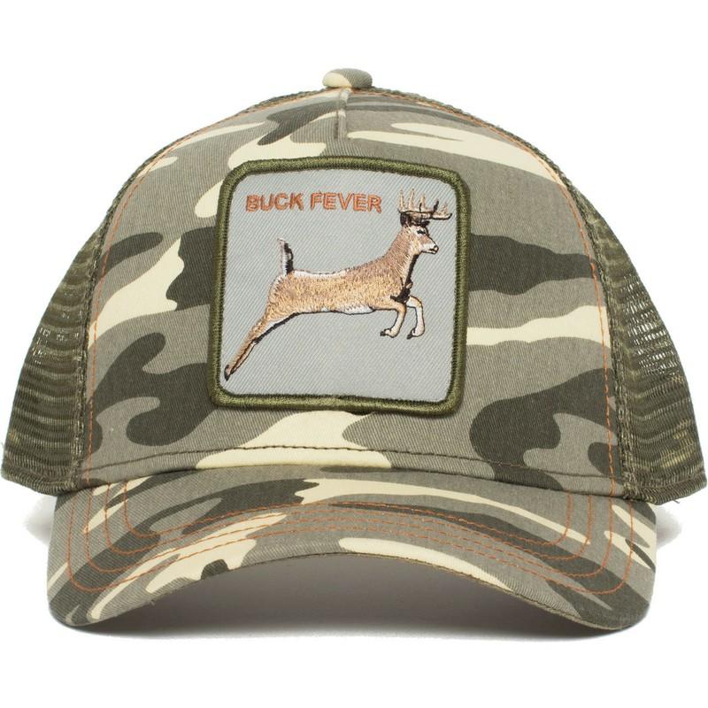 Goorin Bros. Deer 4 Points Camouflage Trucker Hat  Shop Online at ... 1fbb77e9cca5