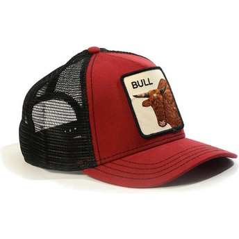 Goorin Bros. Bull Red Trucker Hat