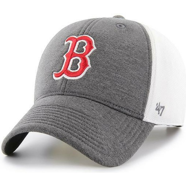 47-brand-curved-brim-boston-red-sox-mlb-mvp-haskell-grey-cap