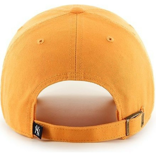 47-brand-curved-brim-new-york-yankees-clean-up-yellow-cap
