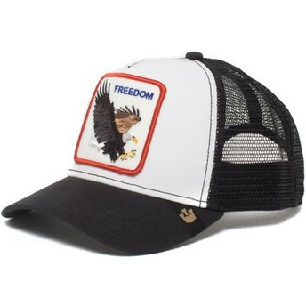 Goorin Bros. Eagle Freedom White Trucker Hat