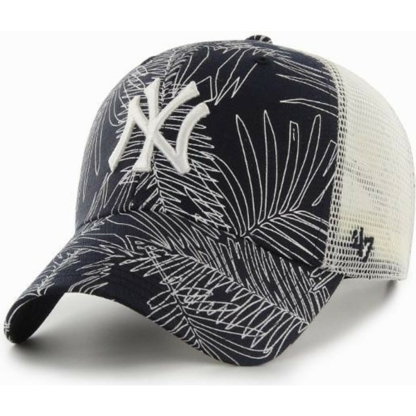 47-brand-new-york-yankees-mlb-mvp-palma-navy-blue-trucker-hat