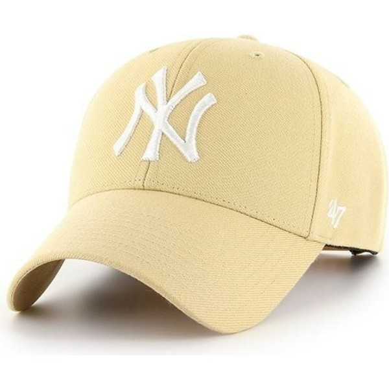 47 Brand Snapback Cap MVP New York Yankees gold