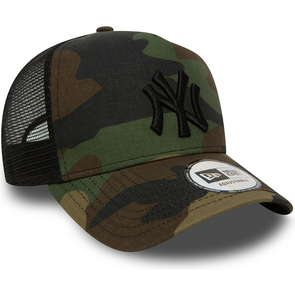 new-era-new-york-yankees-mlb-clean-a-frame-camouflage-trucker-hat