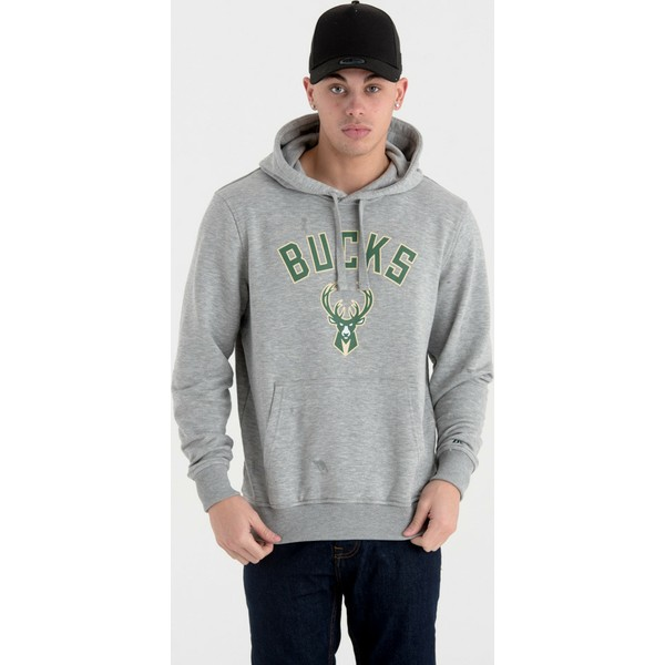 new-era-milwaukee-bucks-nba-grey-pullover-hoody-sweatshirt