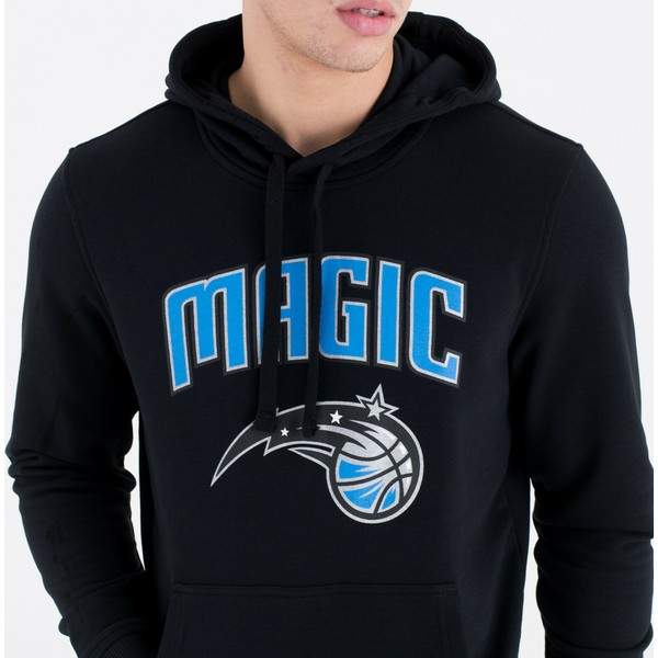 new-era-orlando-magic-nba-black-pullover-hoody-sweatshirt