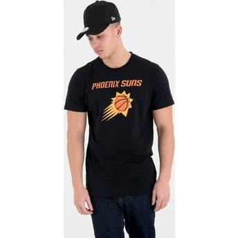 New Era Phoenix Suns NBA Black T-Shirt