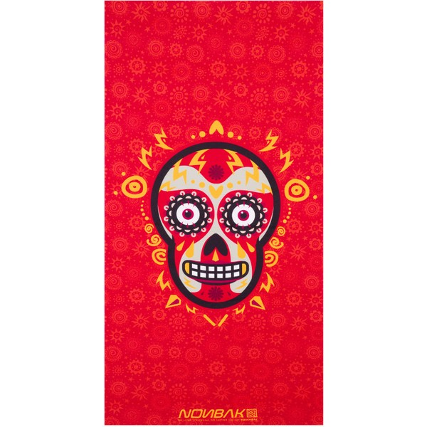 nonbak-mexico-yucatan-red-microfiber-cotton-towel