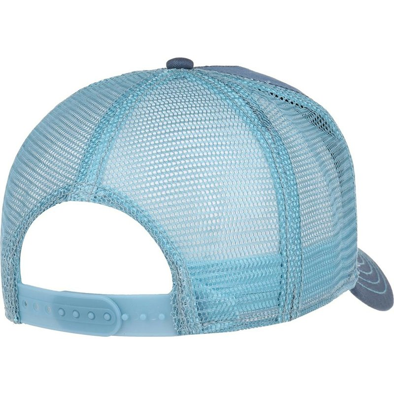aa30cd99d828c Goorin Bros. Dolphin Save Us Blue Trucker Hat  Shop Online at Caphunters