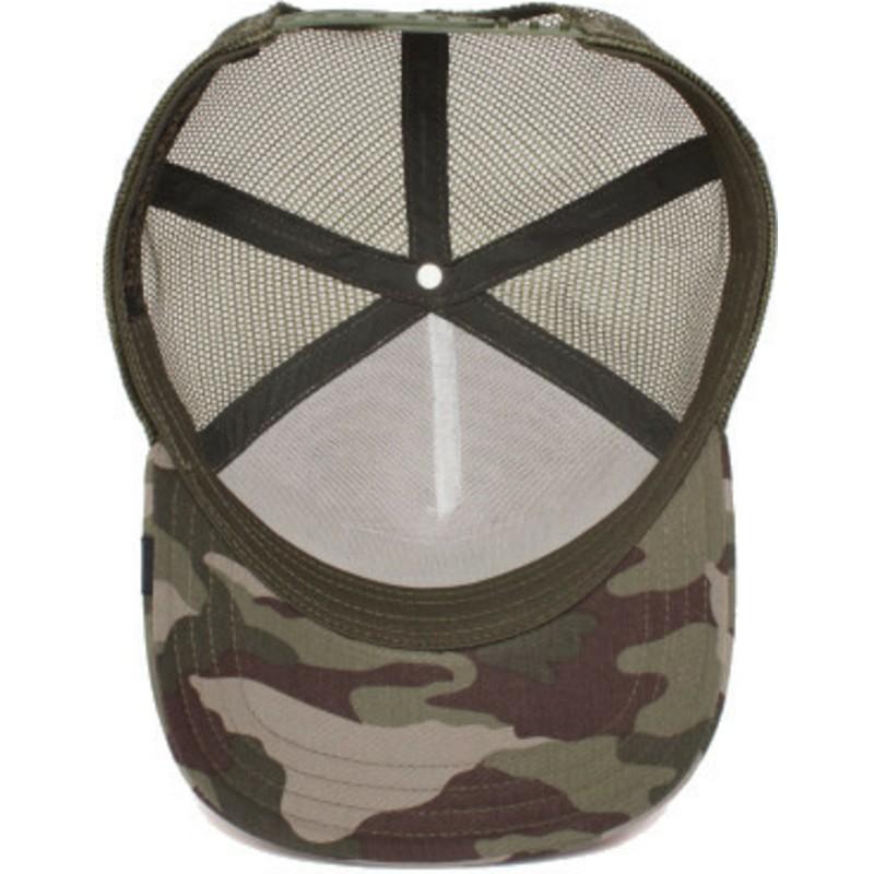 4e049e46e96ed Goorin Bros. Bulldog Butch Camouflage Trucker Hat: Shop Online at ...