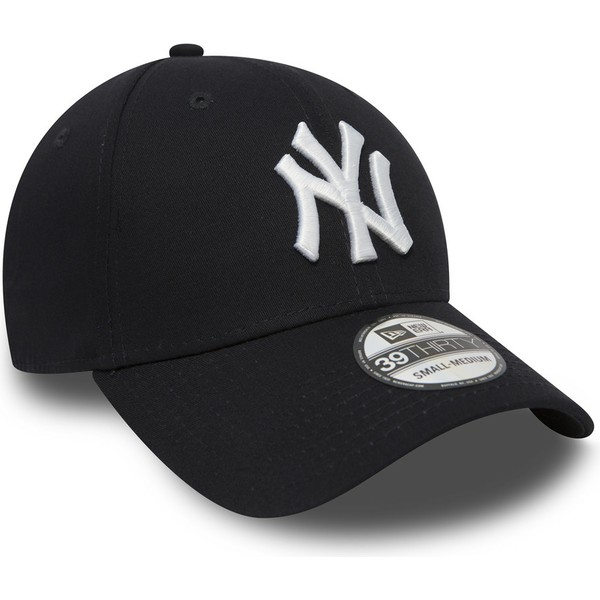 new-era-curved-brim-39thirty-classic-new-york-yankees-mlb-navy-blue-fitted-cap