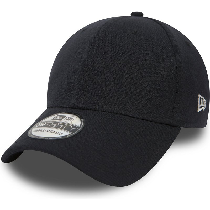 new-era-curved-brim-39thirty-basic-flag-navy-blue-fitted-cap