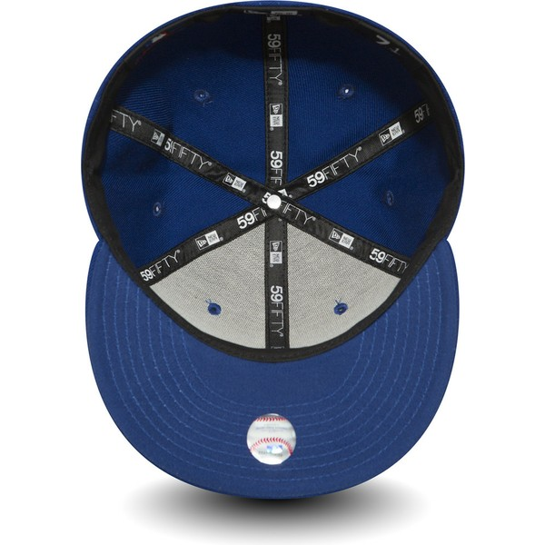new-era-flat-brim-59fifty-essential-new-york-yankees-mlb-blue-fitted-cap