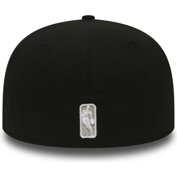 new-era-flat-brim-59fifty-essential-brooklyn-nets-nba-black-fitted-cap