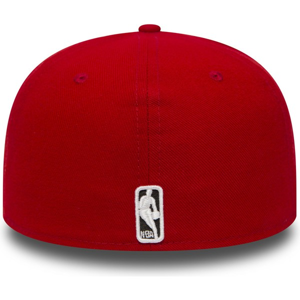new-era-flat-brim-59fifty-essential-chicago-bulls-nba-red-fitted-cap