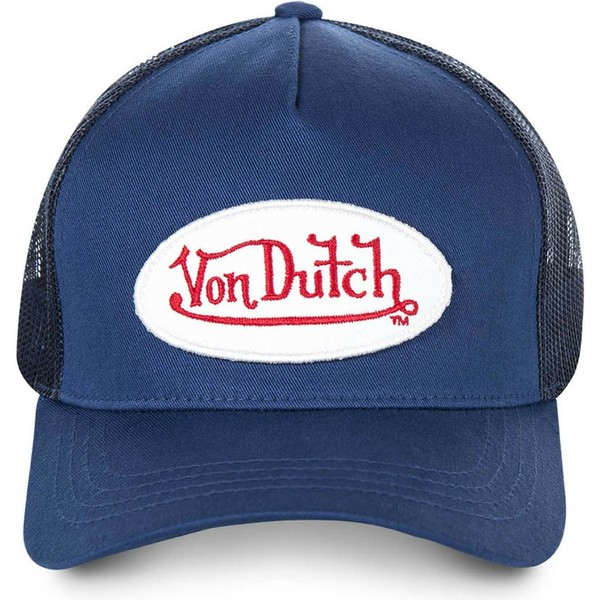 von-dutch-curved-brim-bmmari-blue-adjustable-cap