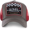 von-dutch-square17-brown-and-red-trucker-hat
