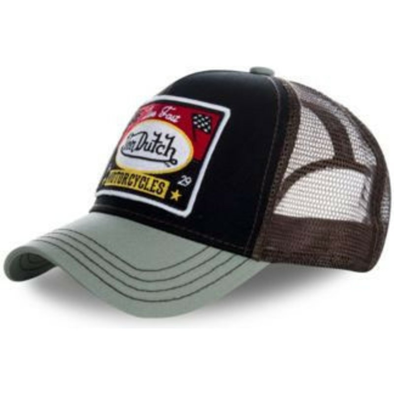 von-dutch-square18-black-and-grey-trucker-hat