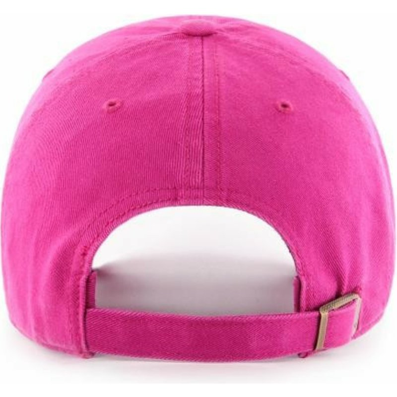 Weitere Ballsportarten Clean Up New York Yankees Pink Baseball & Softball 47 Brand Adjustable Cap