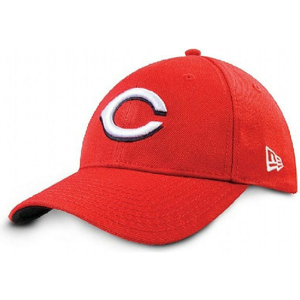 new-era-curved-brim-9forty-the-league-cincinnati-reds-mlb-red-adjustable-cap