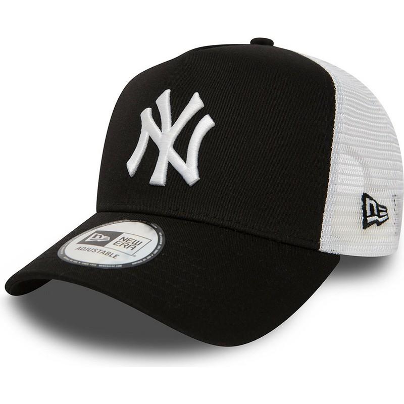 """New Era 59Fifty-NY New York Shadow Flat Peak Cap 7 1//4/"""" FP162"""
