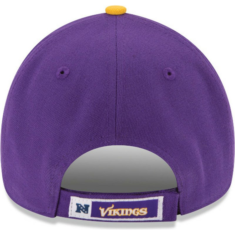 detailed pictures 0d7cf 554cd ... new-era-curved-brim-9forty-the-league-minnesota-