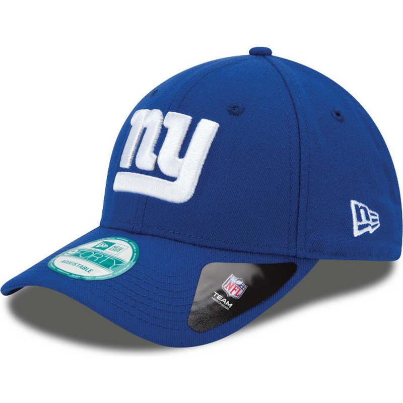new-era-curved-brim-9forty-the-league-new-york-giants-nfl-blue-adjustable-cap
