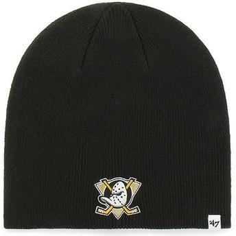 47 Brand Anaheim Ducks NHL Black Beanie