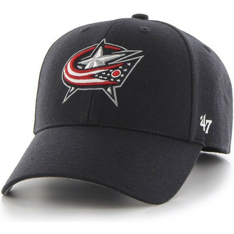 47-brand-curved-brim-columbus-blue-jackets-nhl-mvp-navy-blue-cap